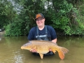 D Ford 25lb 10oz Balcombe common