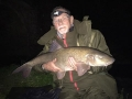 J Hulbert 16lb 6oz Barbel Mar 2017