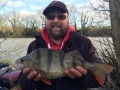 R Smith 3lb 6oz Perch Valebridge