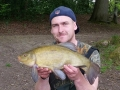 6lb 10z Tench Balcombe