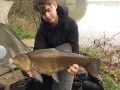 Jake Parsons Junior Record Tench
