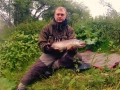 big trout Tomas Dudonis
